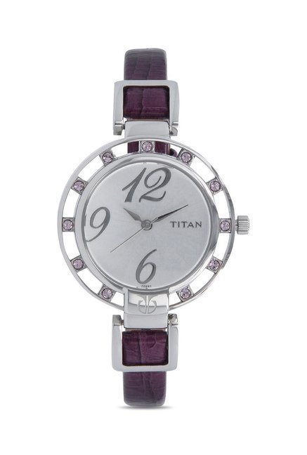 Titan NF9924SL01J Analog Watch for Women