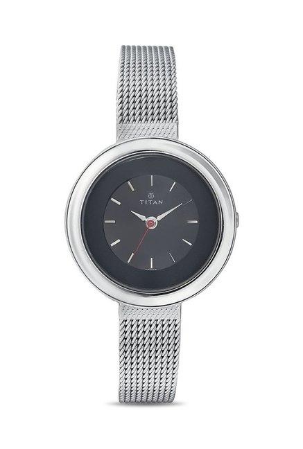 Titan NH2482SM02 Analog Watch for Women