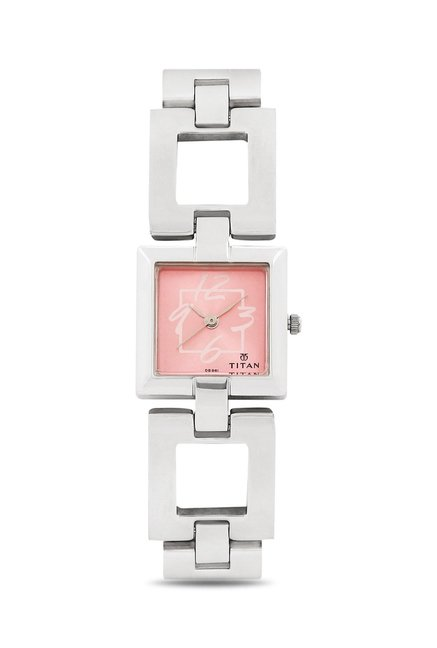 Titan NH2484SM02 Analog Watch for Women
