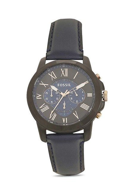 Fossil FS5061 Grant Analog Watch for Men