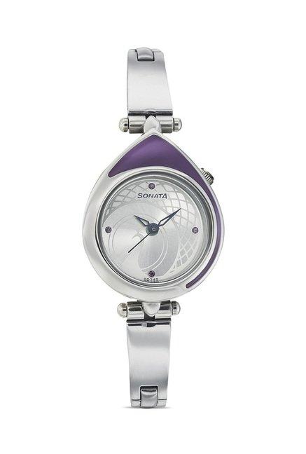 Sonata 8119SM01 Utsav Analog Watch for Women