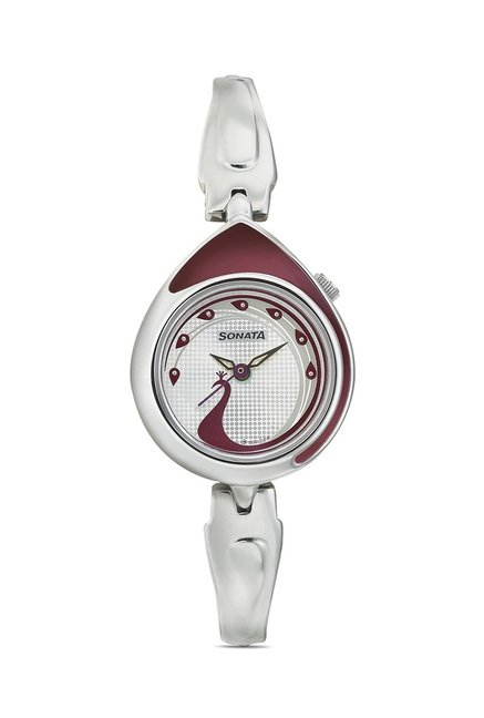Sonata 8119SM02 Utsav Analog Watch for Women