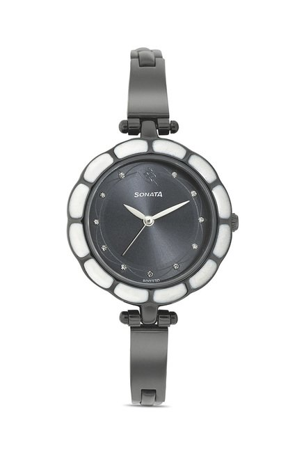 Sonata 8120NM01 Party Analog Watch for Women