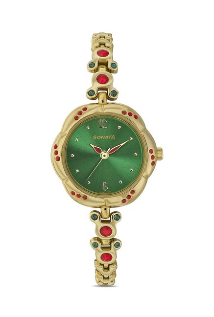 Sonata 8121YM01 Diwali Analog Watch for Women