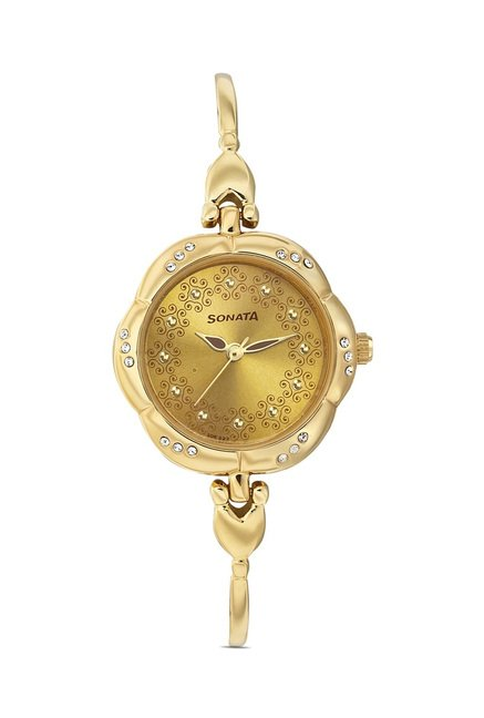Sonata 8121YM02 Diwali Analog Watch for Women