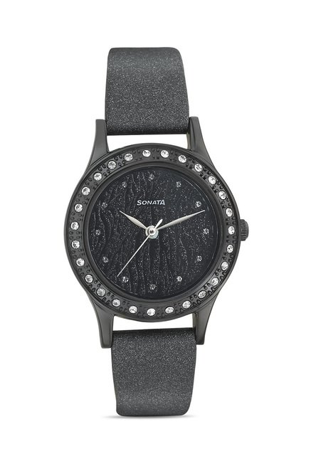 Sonata 8123NL01 Analog Watch
