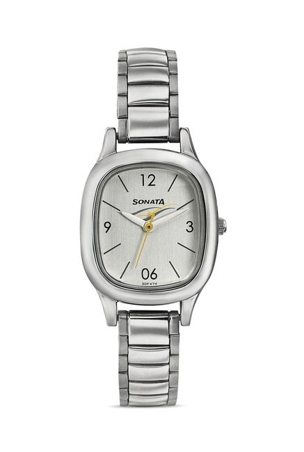 Sonata 8060SM01 Professional Analog Watch for Women