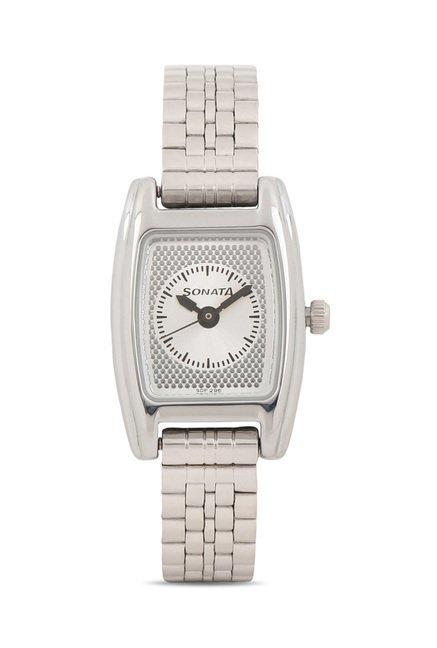 Sonata 8103SM02 Professional Analog Watch for Women