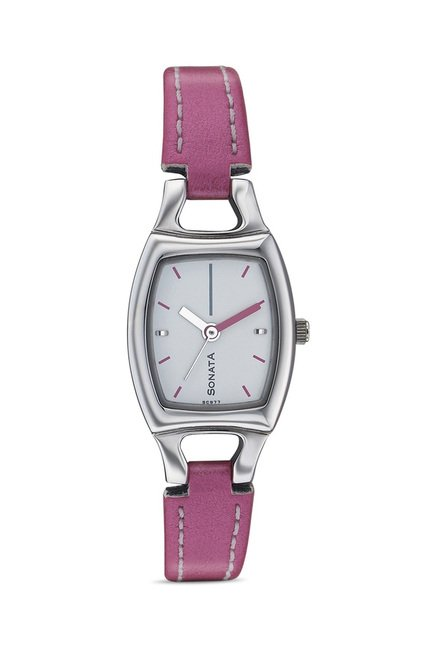 Sonata 8926SL04 Yuva Analog Watch for Women