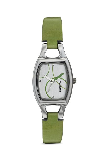 Sonata 8926SL05 Yuva Analog Watch for Women
