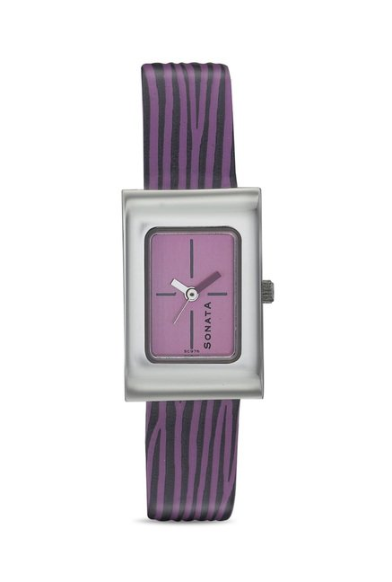 Sonata 8926SL07 Yuva Analog Watch for Women