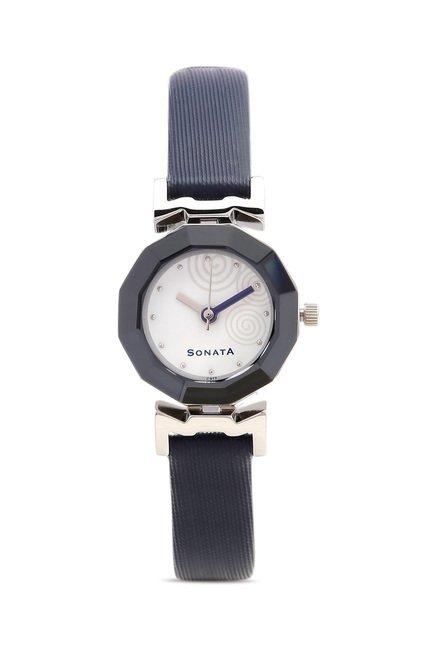 Sonata 8943SL02 Yuva Analog Watch for Women