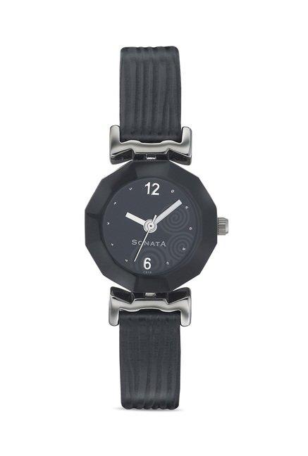 Sonata 8943SL03 Yuva Analog Watch for Women