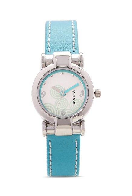 Sonata 8944SL01 Yuva Analog Watch for Women