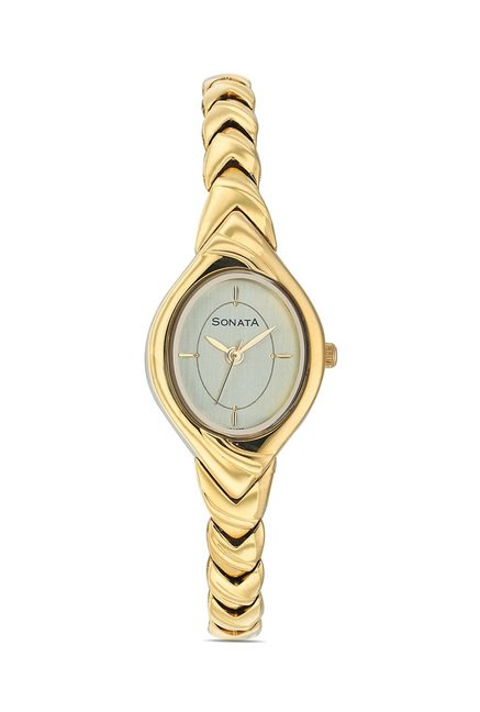 Sonata 8954YM01 Yuva Analog Watch for Women