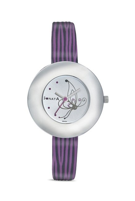 Sonata 8959SL02 Yuva Analog Watch for Women