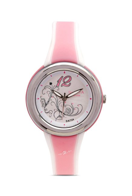 Sonata 8962PP01 Yuva Analog Watch for Women