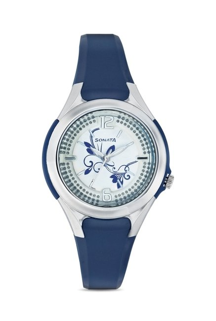 Sonata 8972PP04 Yuva Analog Watch for Women