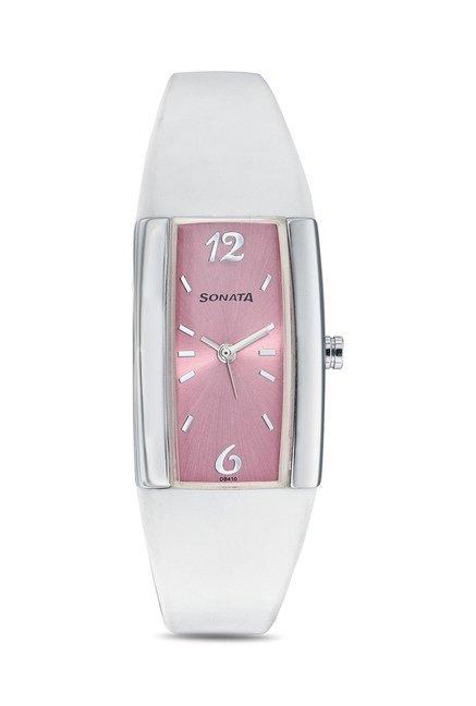 Sonata 8974PP01 Yuva Analog Watch for Women