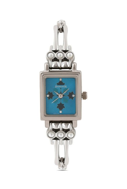 Sonata 8080SM03 Party Analog Watch for Women
