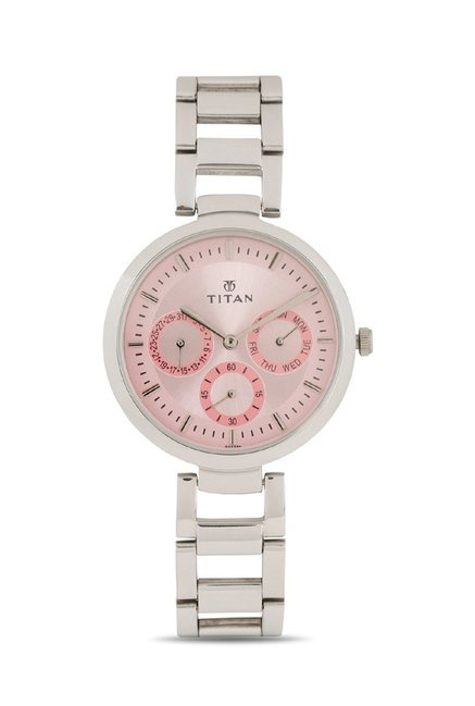 Titan NF2480SM05 Analog Watch for Women