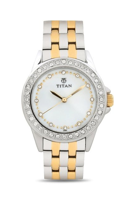 Titan NE9798BM02J Analog Watch for Women