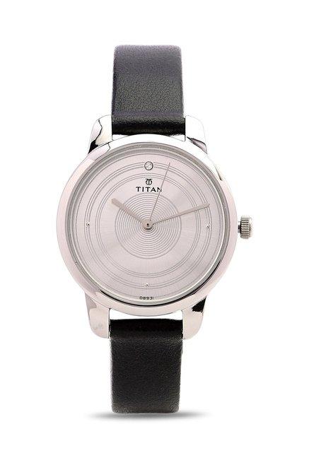 Titan NF2481SL02 Analog Watch for Women