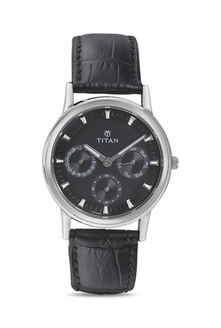 Titan 2557SL03 Work Wear Analog Watch for Women