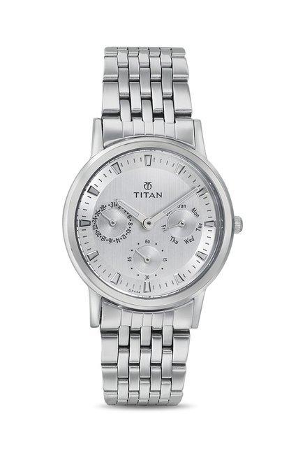 Titan 2557SM01 Work Wear Analog Watch for Women