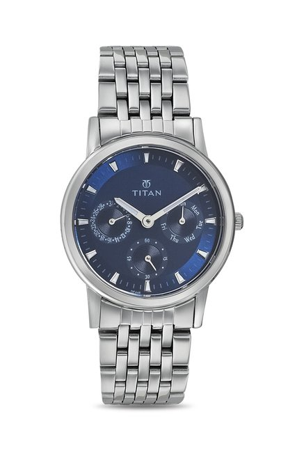 Titan 2557SM03 Work Wear Analog Watch for Women