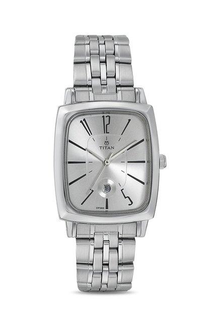 Titan 2558SM01 Work Wear Analog Watch for Women