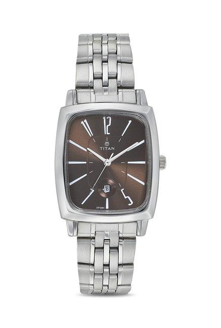 Titan 2558SM02 Work Wear Analog Watch for Women
