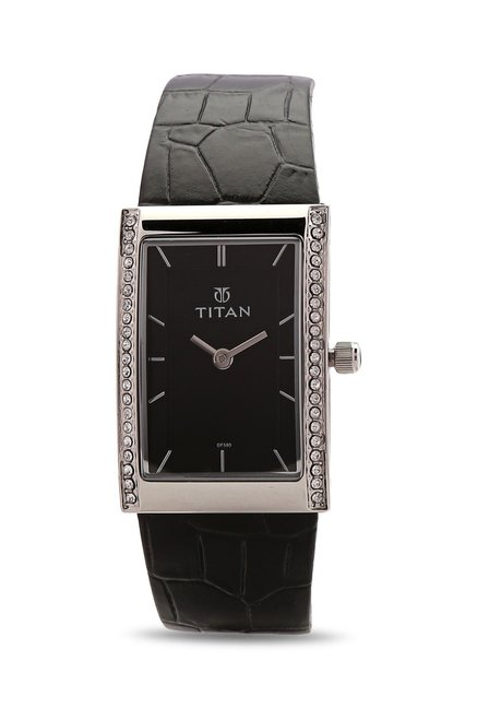 Titan 95034SL01J Work Wear Analog Watch for Women