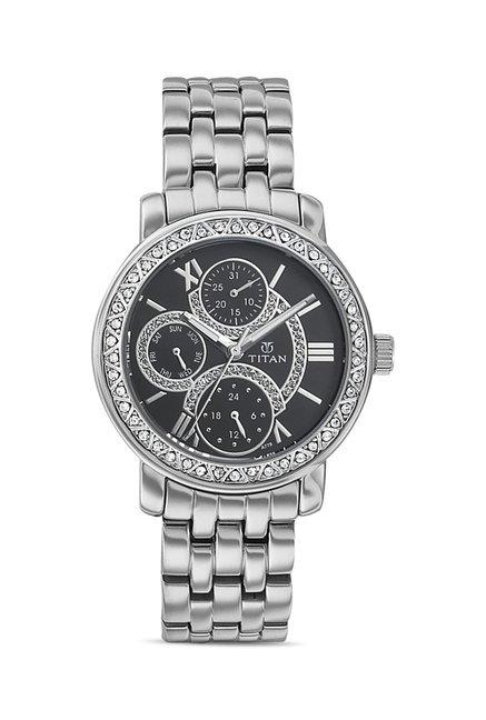Titan NF9743SM02E Analog Watch for Women