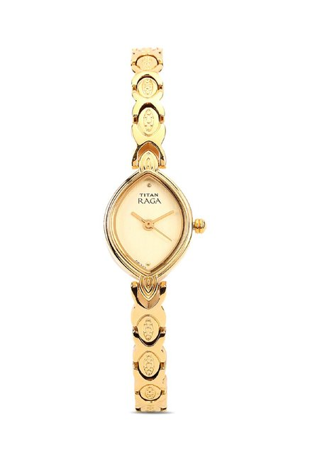 Titan 2250YM25 Raga Analog Watch for Women