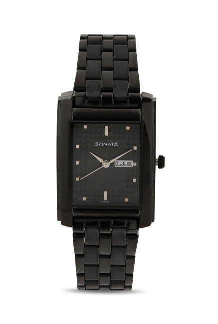 Sonata 7953NM02 Essen Analog Watch for Men