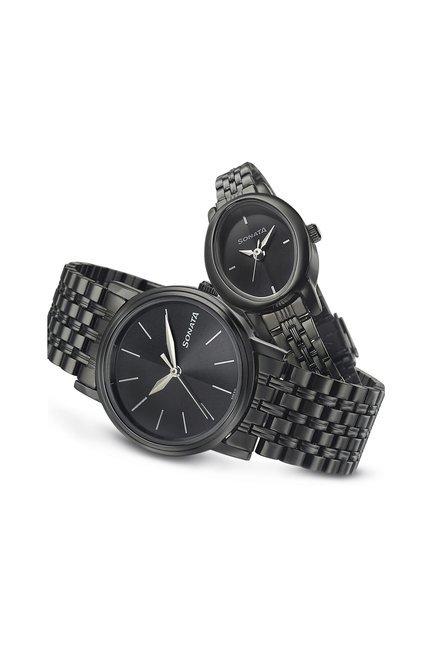 Sonata 11418100NM01 Analog Watch