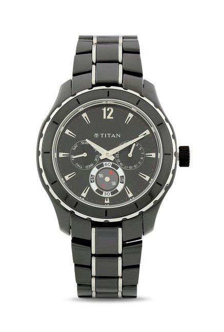 Titan NH9452KD01J GREGL Analog Watch for Men