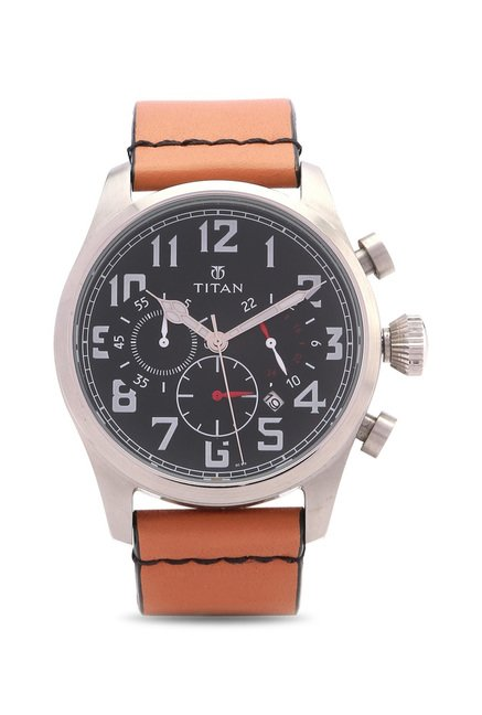 Titan Purple 9477SL01J Analog Watch (9477SL01J)