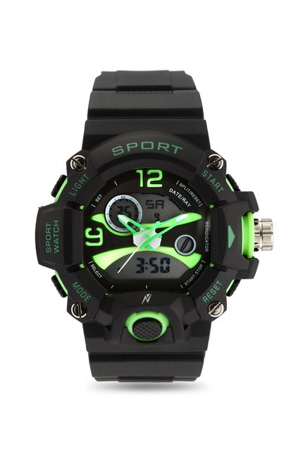 Yepme YPMWATCH3350 Analog-Digital Watch for Men