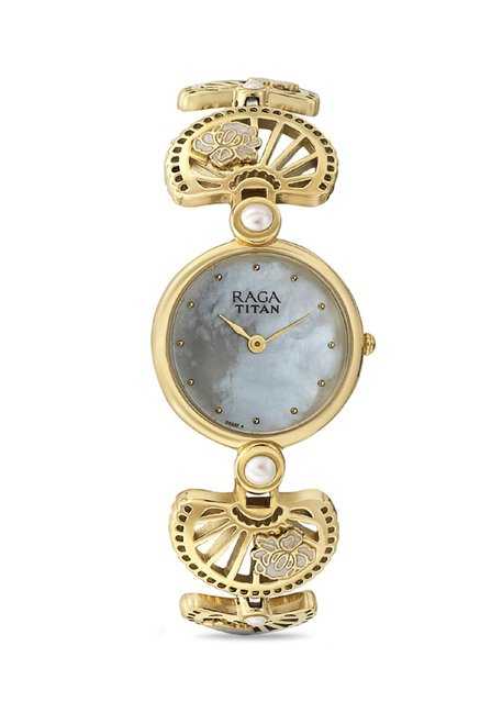 Titan 2567YM01 Raga Aurora Analog Watch for Women