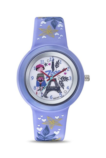 ed0e5fba Buy Zoop 26006PP02 Travel Analog Watch for Kids Online At Tata CLiQ