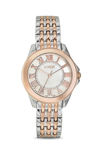 Xylys NF95002KM01 Analog Watch for Women