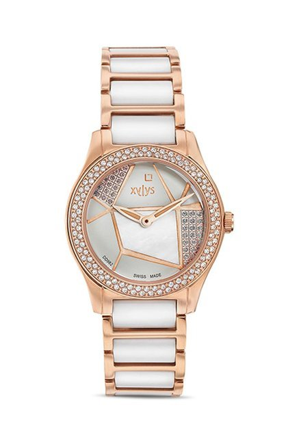 Xylys NF9766WD01 Analog Watch for Women