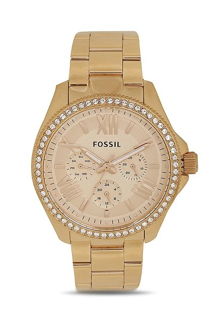Fossil AM4483 Cecile Analog Watch for Women