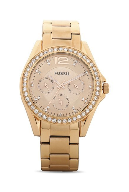 Fossil ES2811 Riley Analog Watch (ES2811)