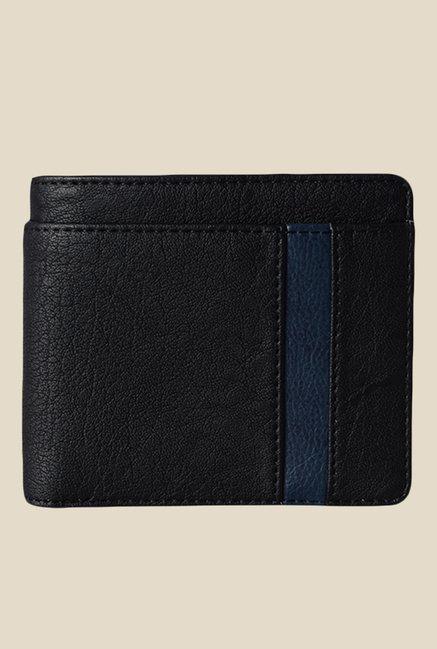 Baggit Rises Demi Black Synthetic Wallet