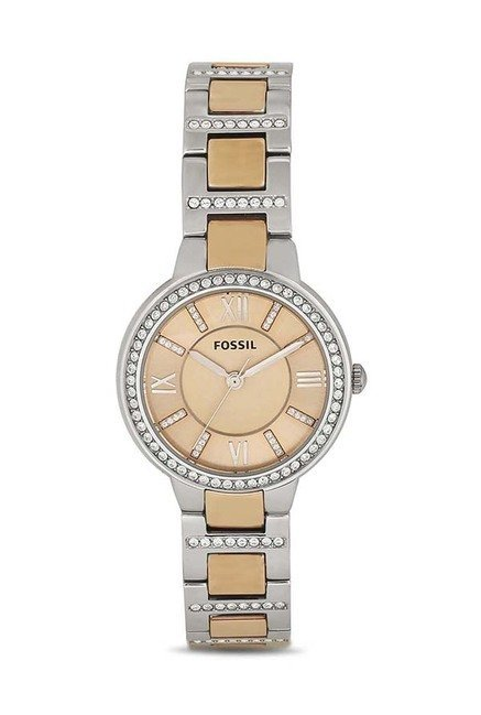 Fossil ES3405 Virginia Analog Watch for Women
