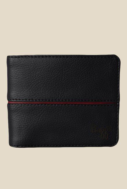 Baggit Wanted Tingtong Black Synthetic Wallet