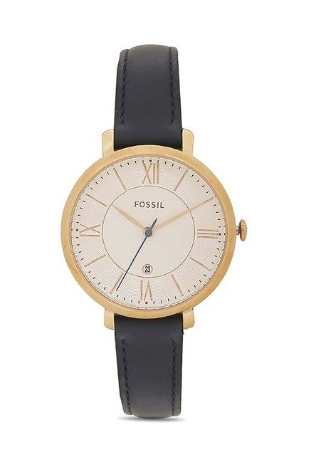 Fossil ES3843I Jacqueline Analog Watch for Women